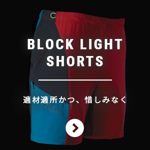 BLOCK LIGHT SHORTS