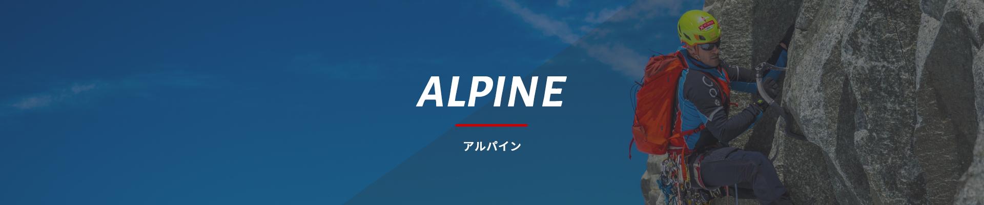 アルパインTOP