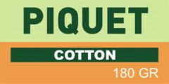 PIQUET COTTON 180GR