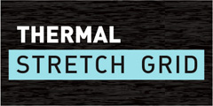 THRMAL STRETCH GRID