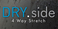 DRY side 4Way Stretch