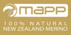 mapp社のニュージーランド産ナチュラルウール100%