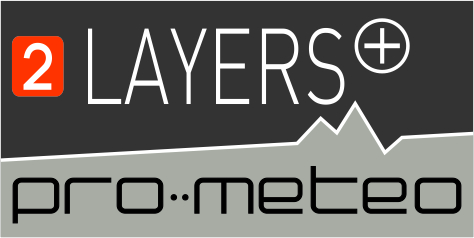 2LAYERS+ pro-meteo