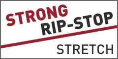 4方向ストレッチ性を持つ リップストップ生地