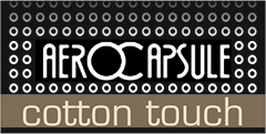AEROCAPSULE cotton touch